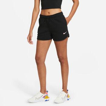 Nike Sportswear Essentials Print shorts dame Svart