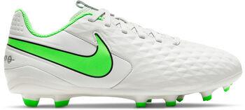 Nike Tiempo Legend 8 Academy fotballsko kunstgress/gress junior Hvit