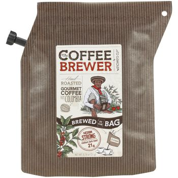 Growers Cup Colombia Kaffe, 2 Cup kaffebrygger Brun