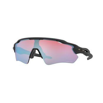 Oakley Radar EV Path Prizm™ Snow Sapphire - Matte Black sportsbriller Herre Grå