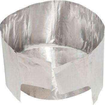 MSR Varmereflektor med vindbeskyttelse Sølv