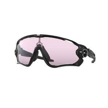 Oakley Jawbreaker Prizm™ Low Light - Polished Black sportsbriller Rosa