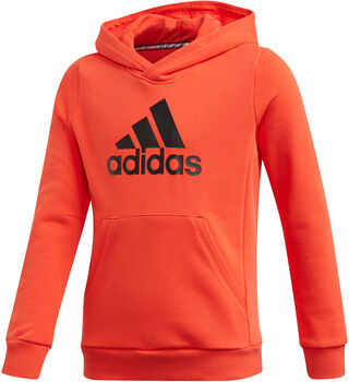 adidas Must Haves Badge of Sport hettegenser junior Oransje
