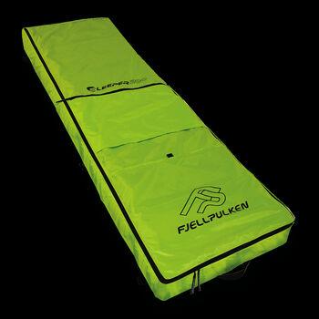 Fjellpulken Sleeper 200 liggeunderlag/sovepose Grønn