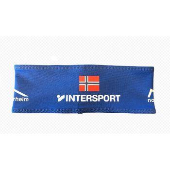 Norheim Intersport pannebånd Herre Blå