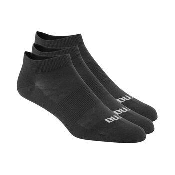 Bula Safe Sock 3-pk ankelsokk Dame Svart