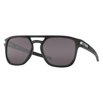 Oakley Latch Beta Prizm™ Grey - Matte Black solbrille Herre Grå