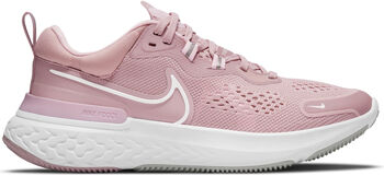 Nike React Miler 2 løpesko dame Rosa
