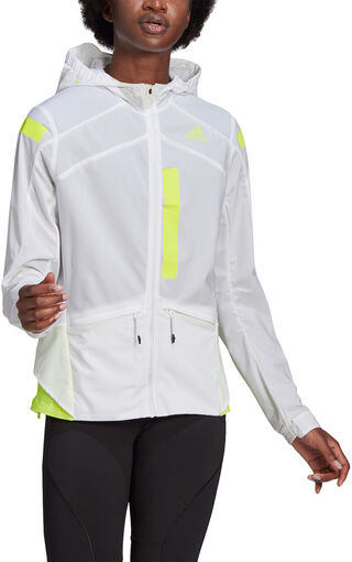 Marathon Translucent løpejakke dame