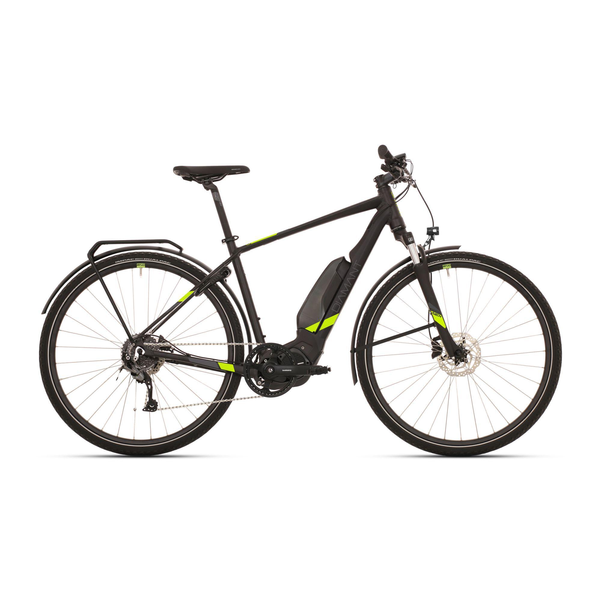 Diamant | Volt Classic el sykkel | Sykkel | Svart