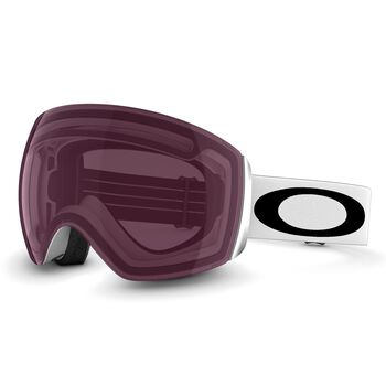 Oakley Flight Deck Prizm™ - alpinbriller Herre Hvit