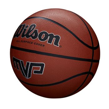 Wilson MVP 275 basketball Rød