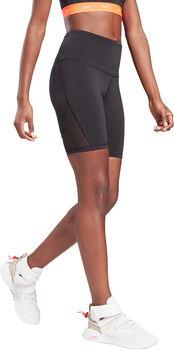Reebok Beyond The Sweat Bike Shorts tights dame Svart