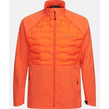 Peak Performance Argon Swift Hybrid jakke herre Oransje