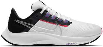 Nike Air Zoom Pegasus 38 løpesko dame Hvit