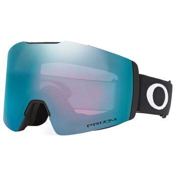 Oakley Fall Line XM Factory Pilot Black, Prizm Snow Sapphire alpinbriller Herre Grå