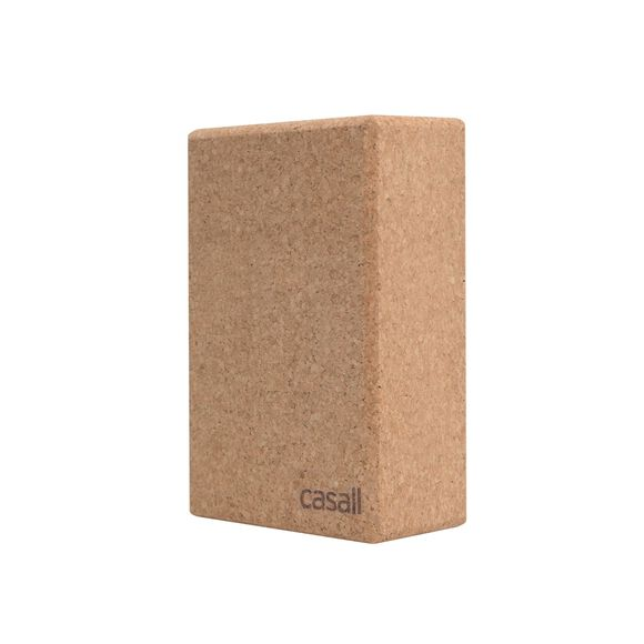 Yoga Block Natural Cork yogablokk