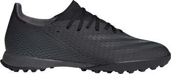 adidas X Ghosted.3 Turf fotballsko grus/kunstgress Herre Svart