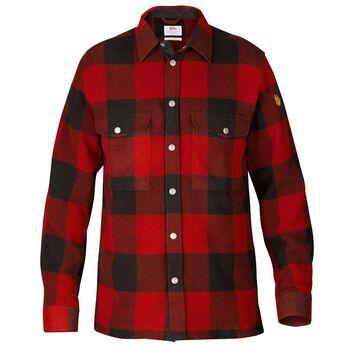 Fjällräven Canada skjorte herre Rød