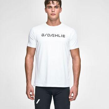 DÆHLIE Focus teknisk t-skjorte herre Hvit